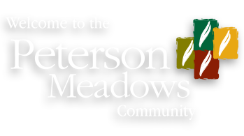 Welcome to the Peterson Meadows Community