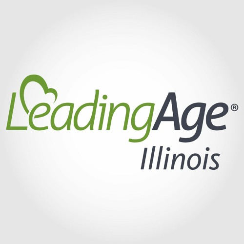 Congratulations to Brett Erickson for receiving the Leading Age Illinois Strive and Thrive Award