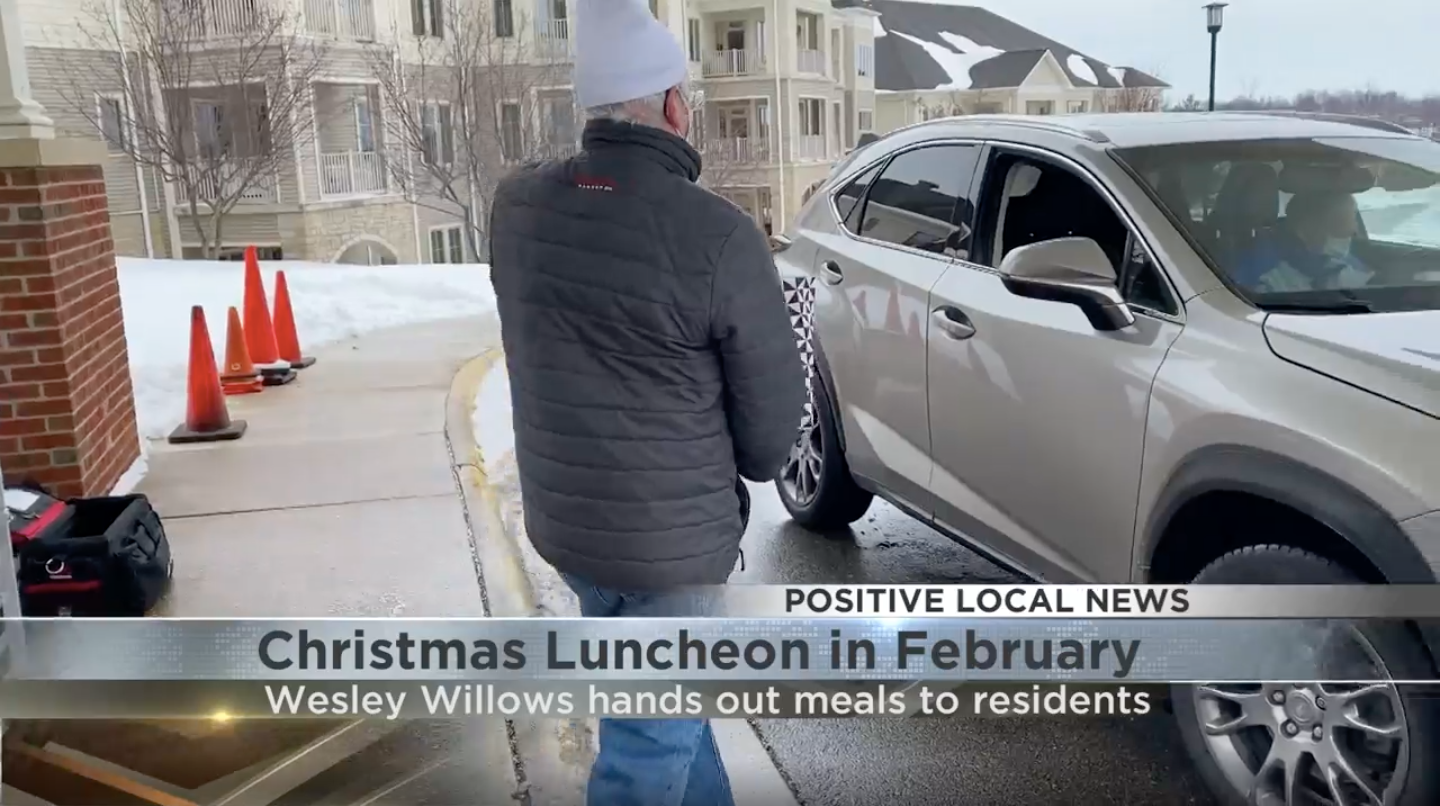 Wesley Willows hosts CEO Christmas Luncheon in February